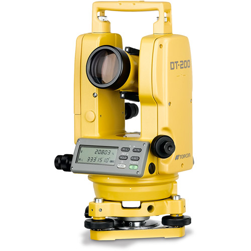 Digital Theodolites DT-200 series