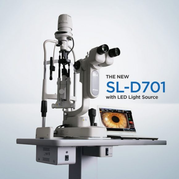 Digital Slit Lamp SL-D701