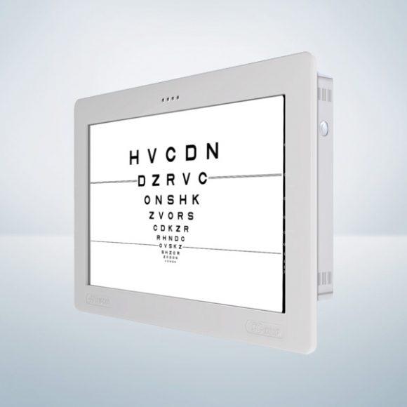 LCD chart CC-100 series