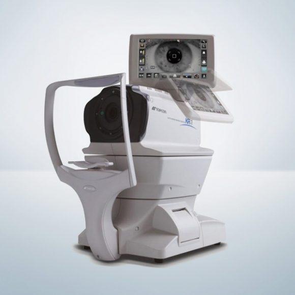 Auto Kerato-Refractometer KR-1