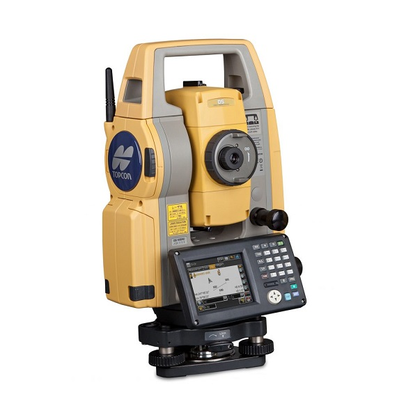 topcon total station user manual