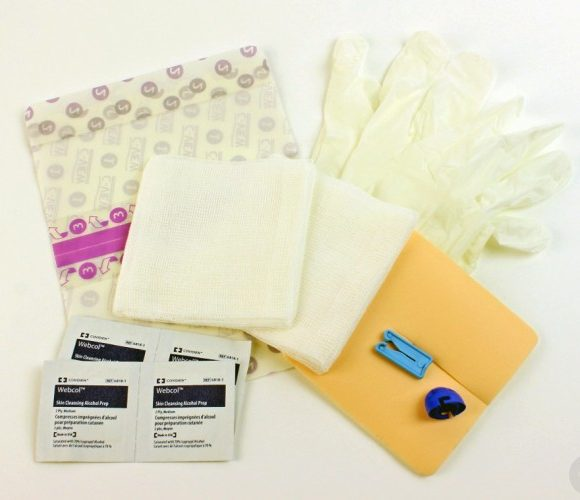 R54400 Rocket IPC Dressing Pack & Bottle Set Kit