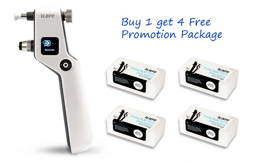 Icare Tonometer IC100 Promotion Package